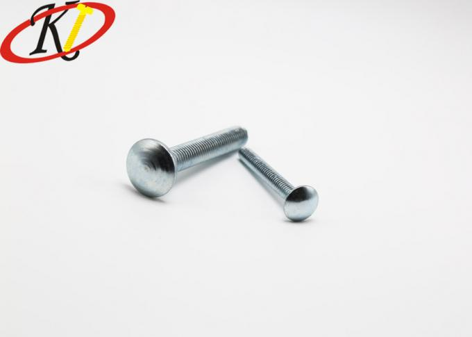 DIN 603 Stainless Steel Bolts Square Neck Carriage Bolt Mushroom Head