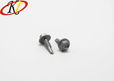 China DIN 7504K Hex Washer Screw Self Drilling Sheet Metal Screws With Washers supplier