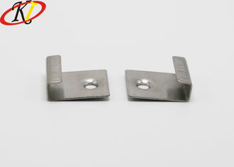 China 8mm Height Customized Parts Trex Decking Starter Clips / Composite Decking Starter Clips supplier