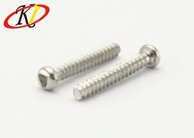 China Triangle Recessed Security Steel Machine Screws Pan Head Odm / Oem Service supplier