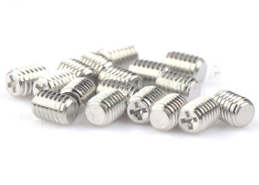 China Phillips Headless Set Screws Flat Point Set Screw OEM / ODM Acceptable supplier