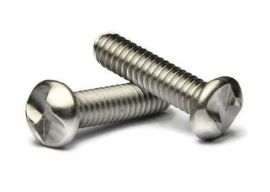China One Way Tamper Proof Fasteners Pan Head Security Screw  A4-80 Grade supplier