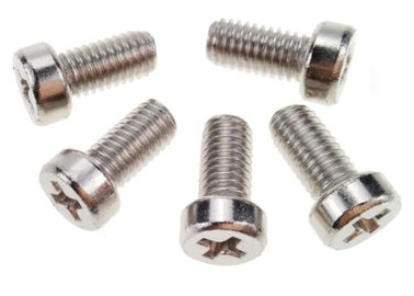 China 13mm Length Steel Machine Screws Phillips Flat Head Socket Cap Screw supplier