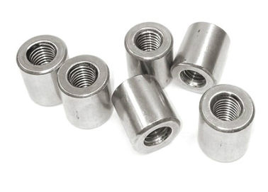 China Professional Stainless Steel Nuts Bolts Washers Round Threaded Nuts supplier