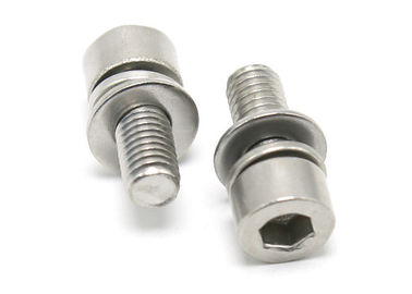 China Multi Function Socket Head Cap Screw Sems Fasteners ASME / ANSI B 18.13 Standard supplier