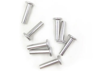 China Multi Function Stainless Steel Solid Rivets Aluminium Solid Rivets Flat Head supplier