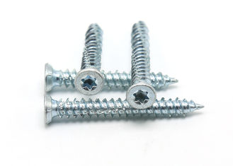 China Torx Drive Flat Head Other Fasteners Zinc Plated Concrete Screw supplier