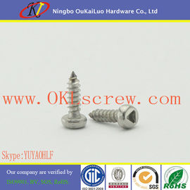 Stainless Steel Self Tapping Triangular Recessed Security Screws