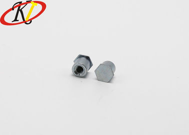 Carbon Steel Small Electrical Screws Self Clinching Blind Fasteners BSO-M3
