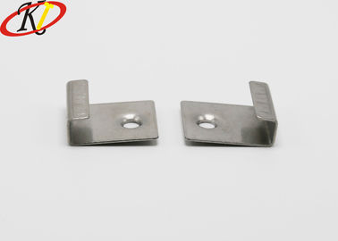 8mm Height Customized Parts Trex Decking Starter Clips / Composite Decking Starter Clips
