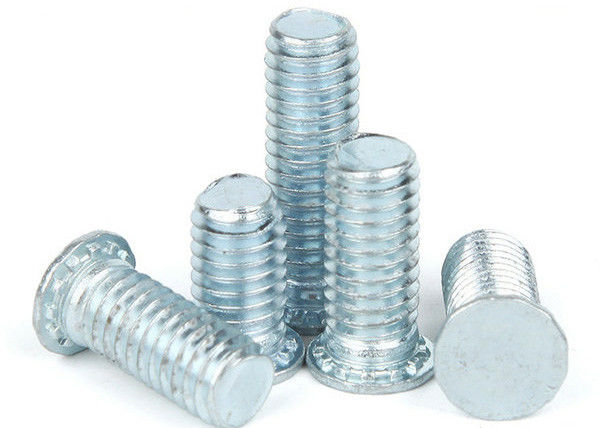 High Precision Self Clinching Stud Fasteners / Flush Head Studs For Sheet Metal