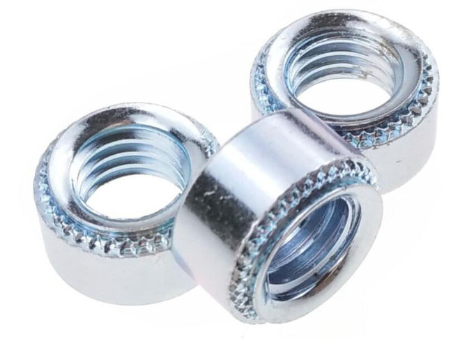 Zinc Plated Carbon Steel PEM Clinch Nut Self Clinching Nuts,Small Electrical Screw