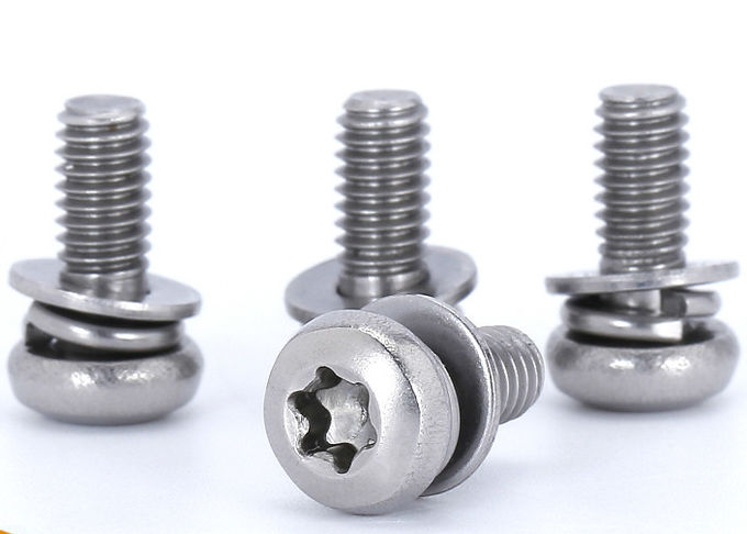 Hardware Fasteners Metric Sems Screws / Double Washer Sems Screw 1022 Material