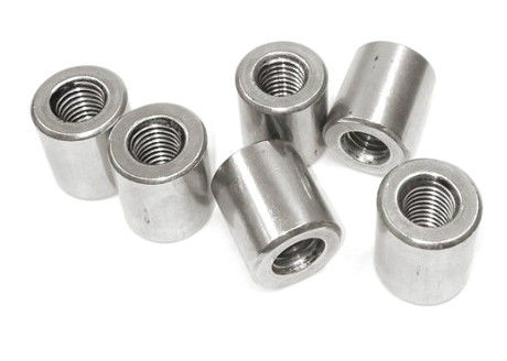 Professional Stainless Steel Nuts Bolts Washers Round Threaded Nuts