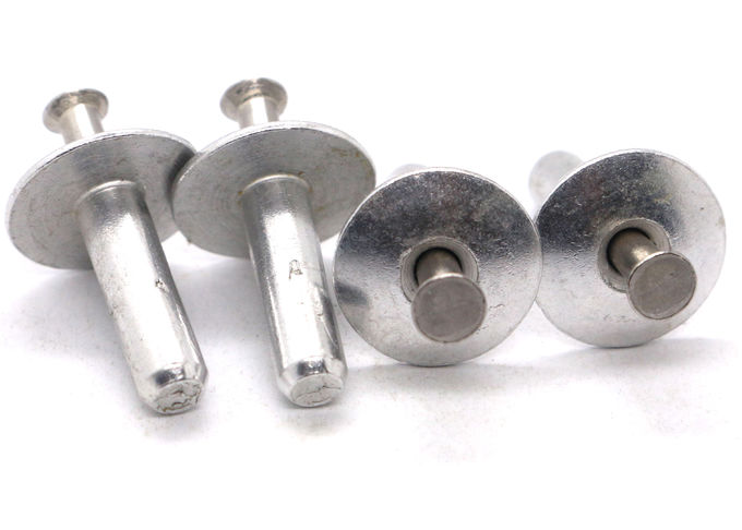 Stainless Steel Rivets Solid Aluminum Rivets For Boats Customized Non standard
